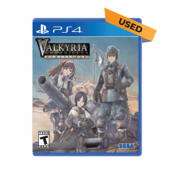 (PS4) Valkyria Chronicles...