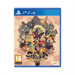 (PS4) Sakuna: Of Rice And...