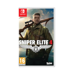(Switch) Sniper Elite 4 (EU...
