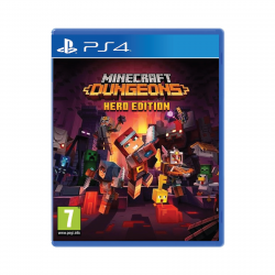 (PS4) Minecraft Dungeons...
