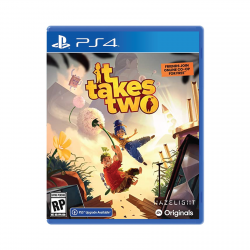 PRE ORDER (PS4)  It Takes...