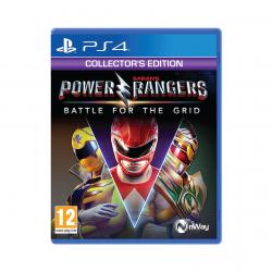 (PS4) Power Rangers Battle...