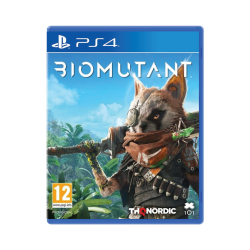 PRE ORDER (PS4) Biomutants...