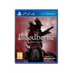 (PS4) Bloodborne: Game of...