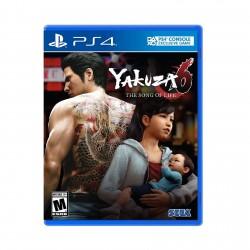 (PS4) Yakuza 6: The Song of Life (R3/ENG)