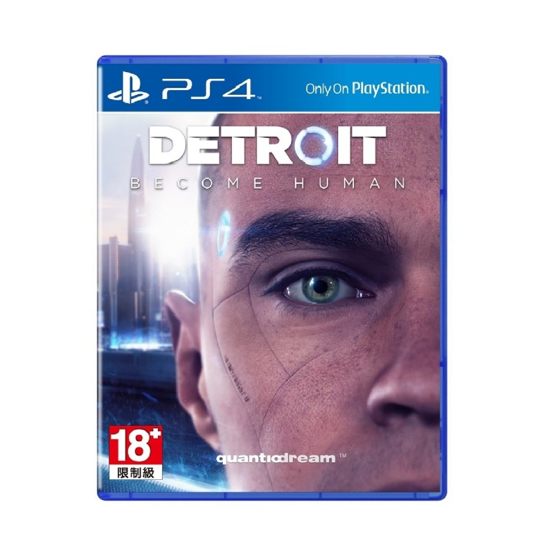 (PS4) Detroit: Become Human (R3/ENG/CHN)