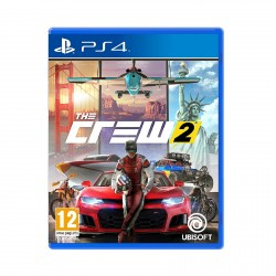 (PS4) The Crew 2 (R3/ENG/CHN)