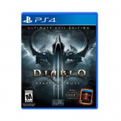 (PS4) Diablo® III: Reaper of Souls™ - Ultimate Evil Edition™ (R2/ENG)
