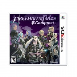 (3DS) Fire Emblem Fates: Conquest (US/ENG)