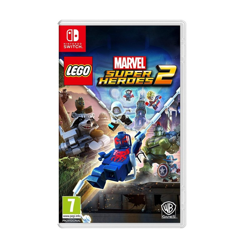 (Switch) LEGO® Marvel Super Heroes 2 (US/ENG)
