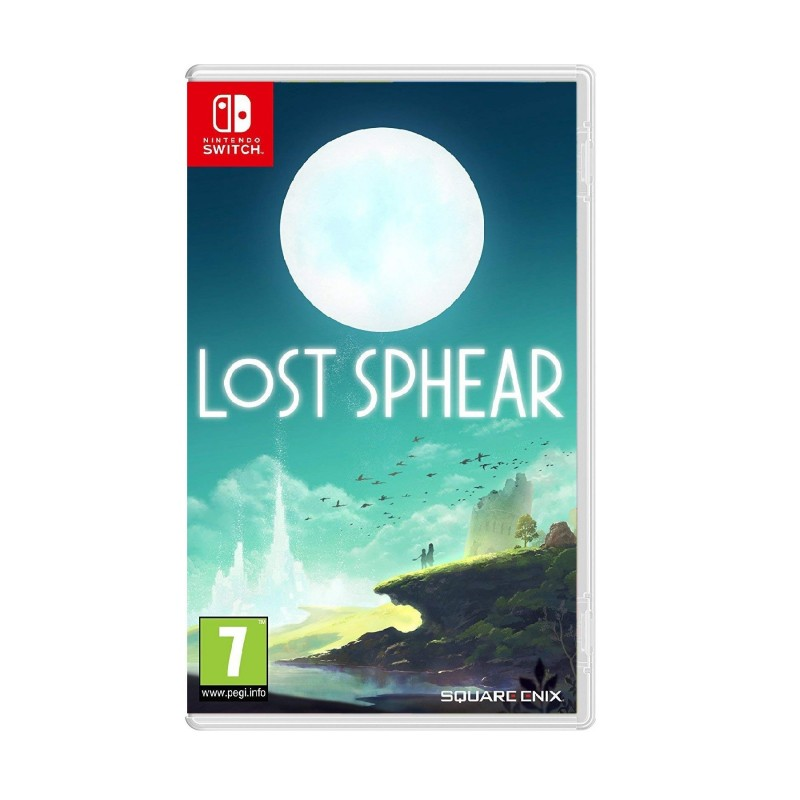 (Switch) Lost Sphear (AS/ENG)