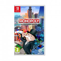 (Switch) Monopoly for Nintendo Switch (EU/ENG)