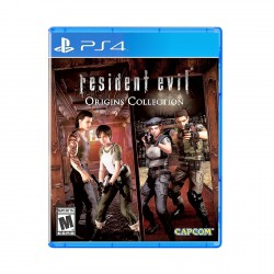 (PS4) Resident Evil: Origins Collection (R2/ENG)