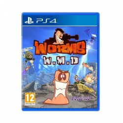 (PS4) Worms W.M.D (R2/ENG)