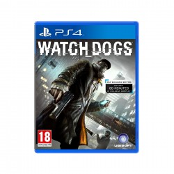 (PS4) Watch Dogs (RALL/ENG)