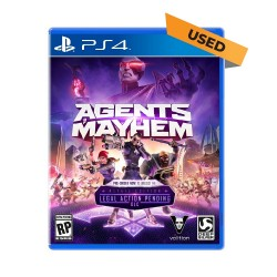 (PS4) Agents of Mayhem (ENG) - Used
