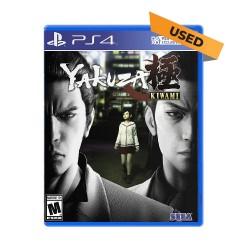 (PS4) Yakuza Kiwami (ENG) - Used
