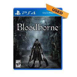 (PS4) Bloodborne (ENG) - Used