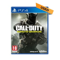 (PS4) Call of Duty: Infinite Warfare (ENG) - Used
