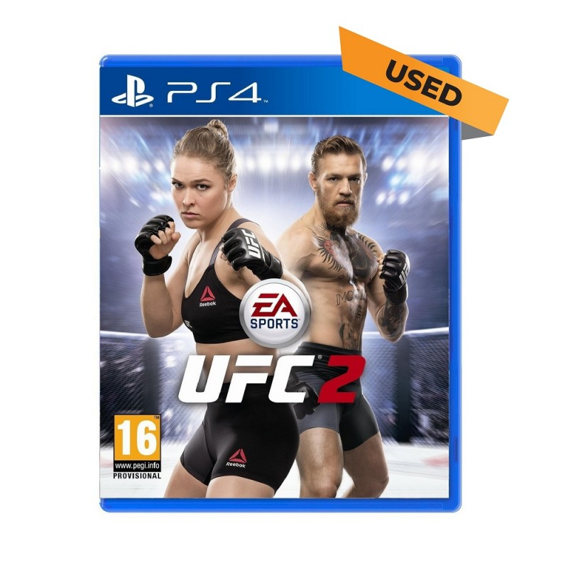 (PS4) EA SPORTS UFC 2 (ENG) - Used